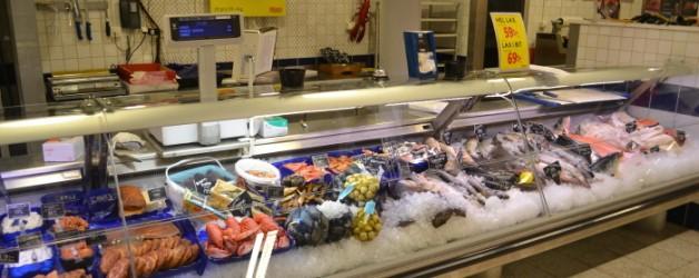 Fiskmästare till större butik i Stockholm